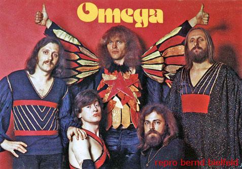 Omega Ungarn